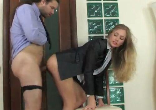 Секс На Перекуре
