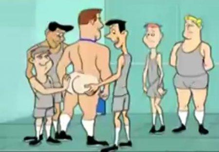 Мой лучший друг - старый прикольный лгбт мультфильм про геев
