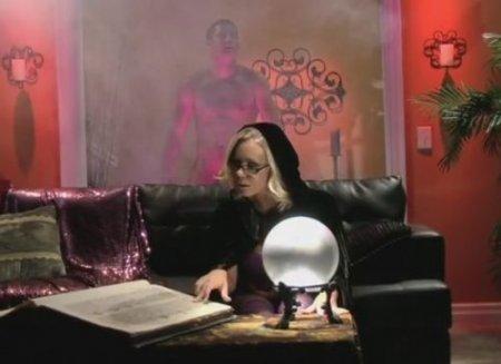 Использовала магию хрустального шара ради секса с парнем мечты