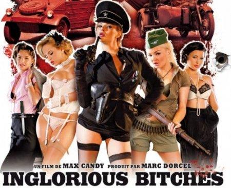 Отряд бесславных сучек - проститутки 2-ой мировой войны