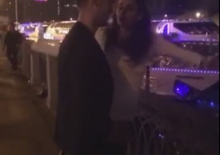 Секс с незнакомцем от шлюх из соцсетей Саши Травки и Насти Рыбки