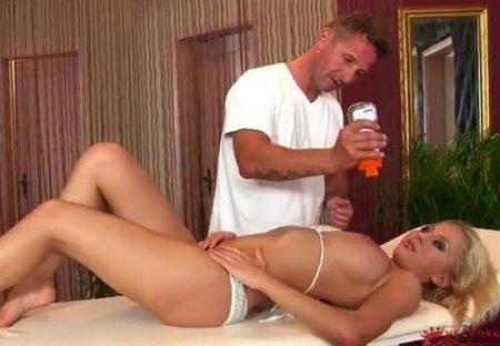 Секс на массаже - нормальное явление на сеансе порно массажиста