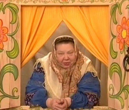 Экранизация русской народной сказки про колобок - бабушкины рассказы