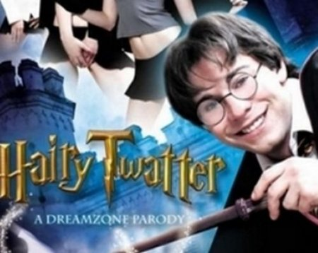 Магические секс уроки Гарри Поттера в волшебной школе для магов