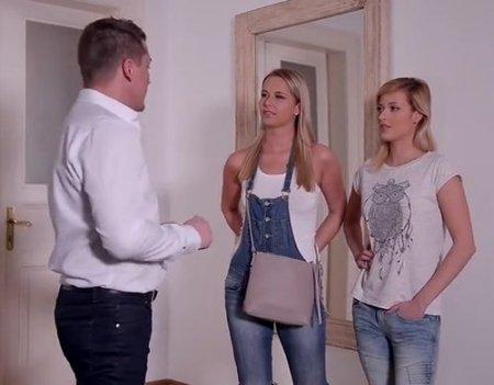 Чешские студентки развели риэлтора на жмж секс за аренду квартиры