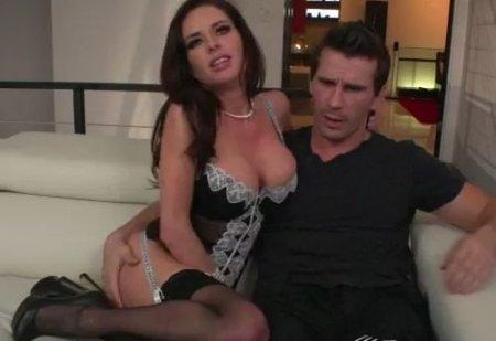Мастер-класс от двух супер звезд: жесткий секс в стиле Live Gonzo