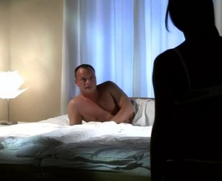 Полное страсти и любви красивое порно в интимном полумраке комнаты