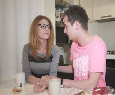 Студент случайно познакомился с девушкой на улице Санкт-Петербурга